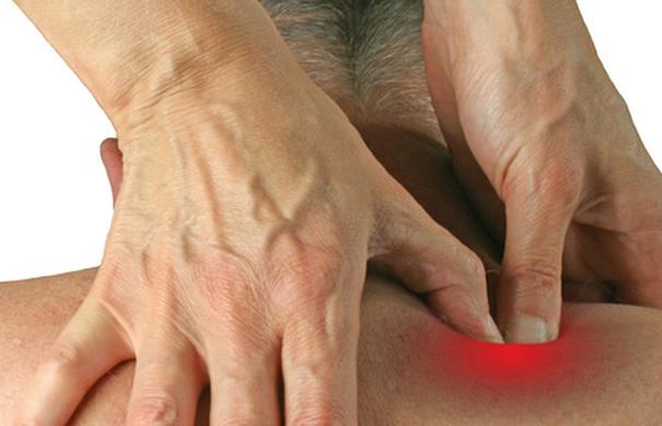triggerpointmassage – geeft verbluffende resultaten